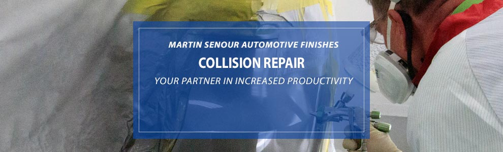 Hero Image Martin Senour Collision Repair Paint Partner in Increased Body Shop Productivity And Profitability