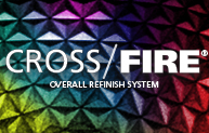 Cross/FIRE®Overall Refinish System PDS Promo Img