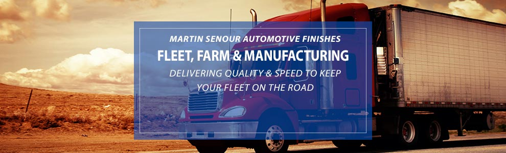 Hero Image Martin Senour Delivering Quality & Speed To Keep Your Fleet On The Road