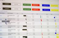 FormulaExpress Color Formula Retrieval System Screen