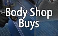 NAPA Body Shop Buys Promo Image