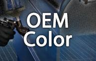 OEM Color Documentation Information