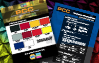 PCC Factory Packaged Color Card 2.8 VOC