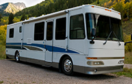 Recreational Vehicle Refinishing