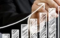 Martin Senour Services & Programs Charting Uptick Promo Image