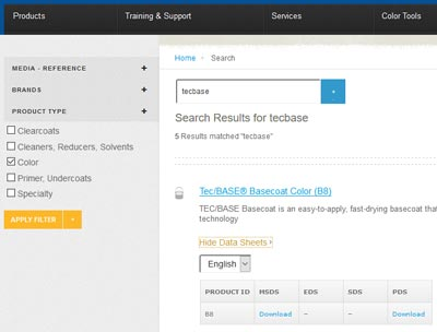 Martin Senour Search has been enhanced to be more robust and easier to use